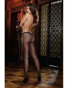 Justina corset zwart